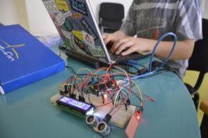 Microcontroller im Einsatz